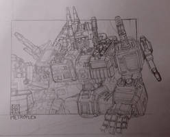 Metroplex (pencils) by TXS-1089