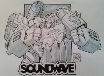ExRiD Soundwave by TXS-1089