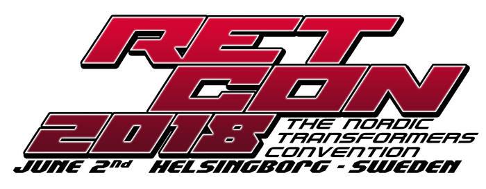 RetCon 2018 logo