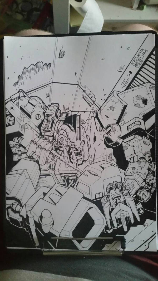 Requiem of the Wreckers tribute by TXS-1089