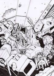 Requiem of the Wreckers tribute. Hi-Def by TXS-1089