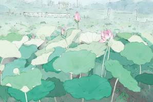 Lotus by Lung2Choujyugiga