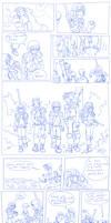 comic sketch - Cabo Soda