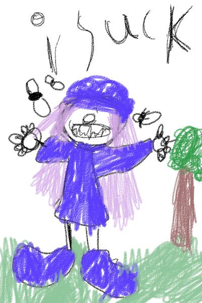 Nef age 5 by Kite-ridE
