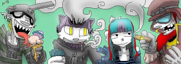 Soe Smokey by Kite-ridE