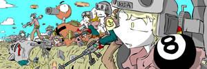 Batallas de Soda by Kite-ridE