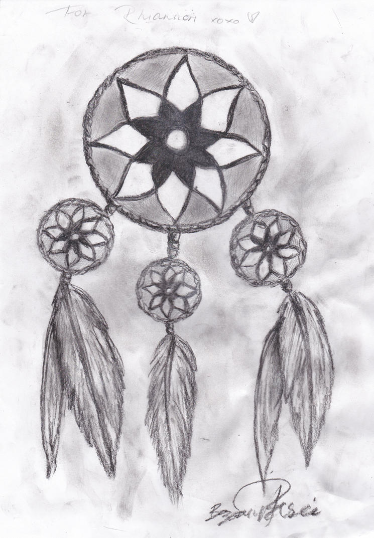 Dreamcatcher by VilaSvemira on DeviantArt