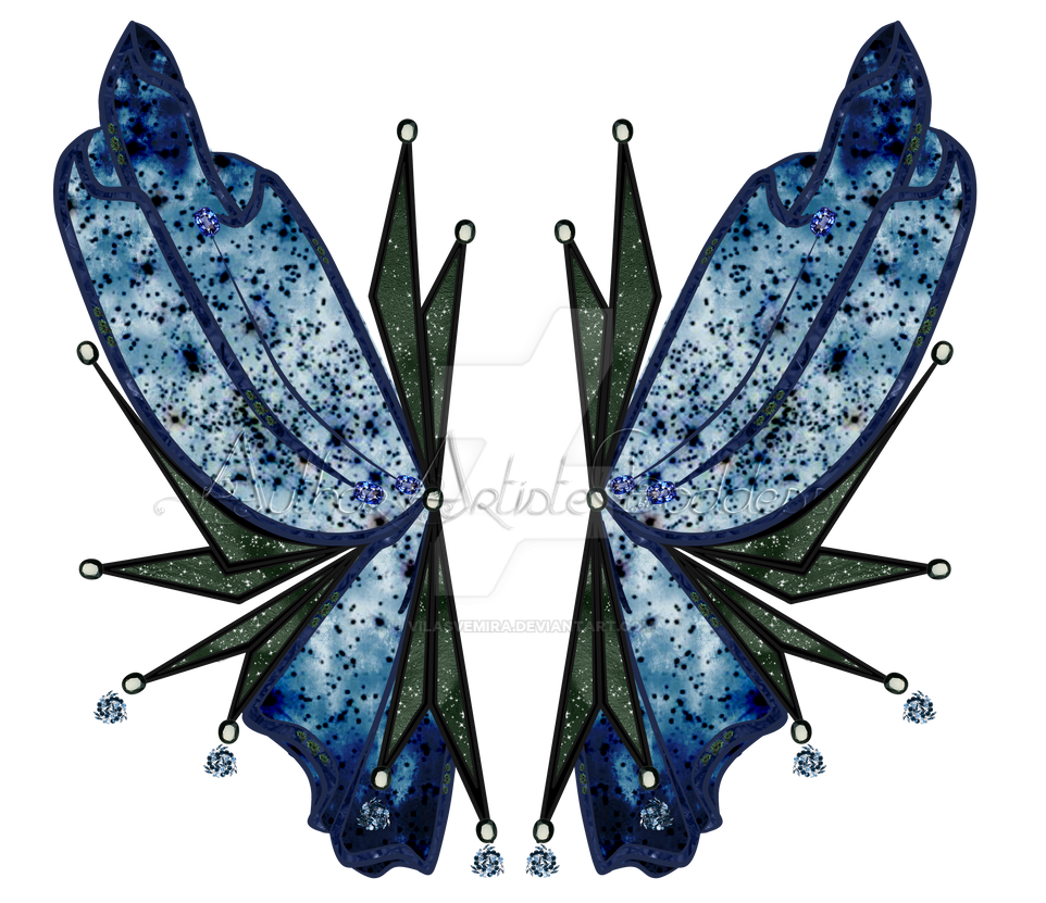 PC: Spirit's Enchantix Wings by VilaSvemira