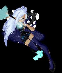 Aeda the Fairy of Anti-Matter
