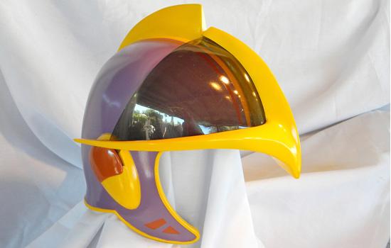 Daft Punk Interstella Helmet by aBlindSquirrel