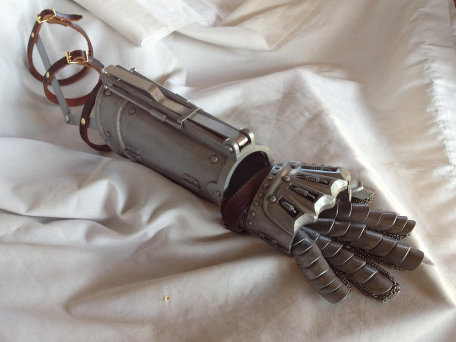 Army of Darkness Mechanical Hand by aBlindSquirrel