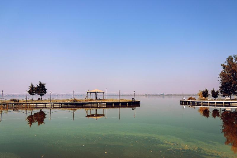 lagoon entrance - old look by csabaro80
