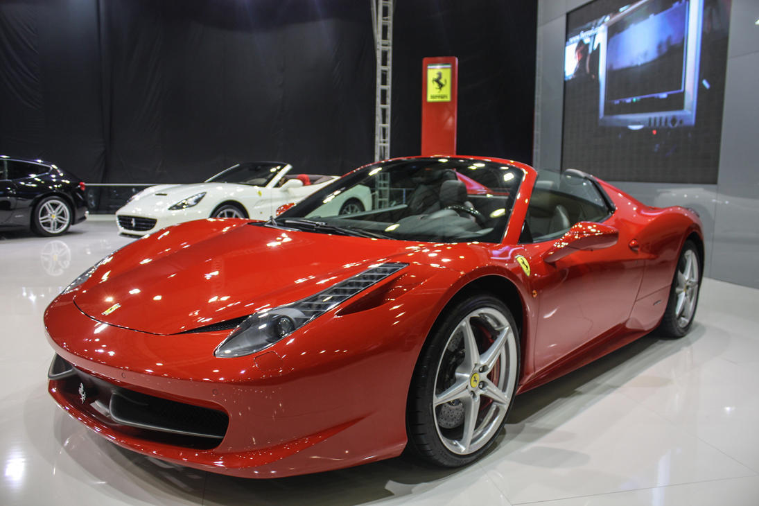 2012 ferrari 458 italia spider by seznur on deviantart. Cars Review. Best American Auto & Cars Review