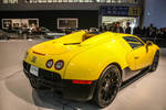 Bugatti Veyron Grand Sport Rear