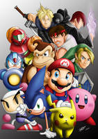 Games-Classics by lCaiolSBl