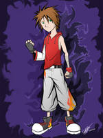 The World Ends with You - Ryan by lCaiolSBl
