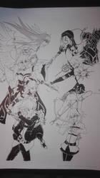 Fate/Grand Order Versus ft. GraveWeaver