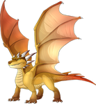 Dragon Adoptable Auction #1 CLOSED