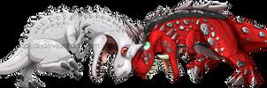 Comm: Flarex vs Indominus