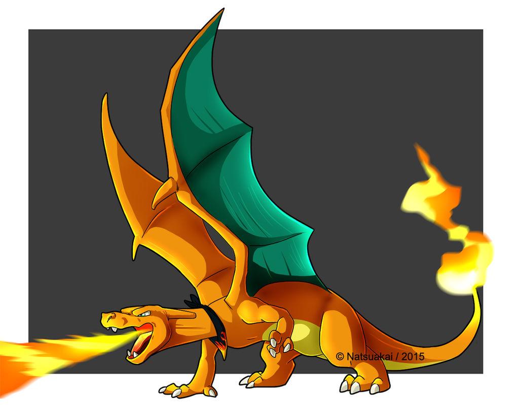 Ryu used Flamethrower