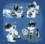 Comm: Clyde Stickers #5