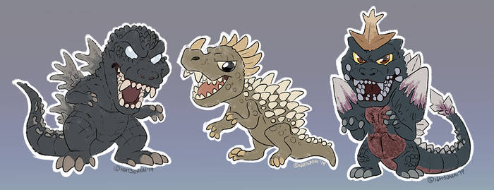 Kaiju cheebs