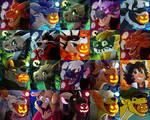 Comm: Halloween Icons