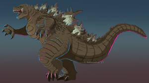 Godzilla 2021 (GvK)