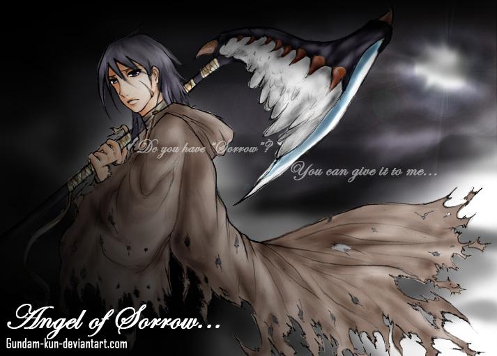 angel of sorrow - photo #30