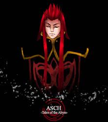 Asch...on the dark by hatoribaka