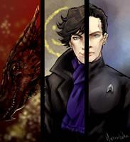 Benedict's cast by hatoribaka