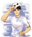 Tadashi in Baymax