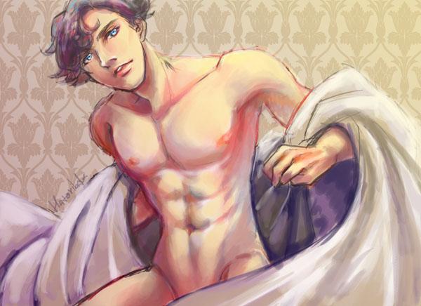 Good Morning, Sherlock by hatoribaka