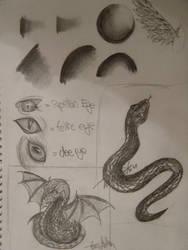 Sketches by TorroKetsu