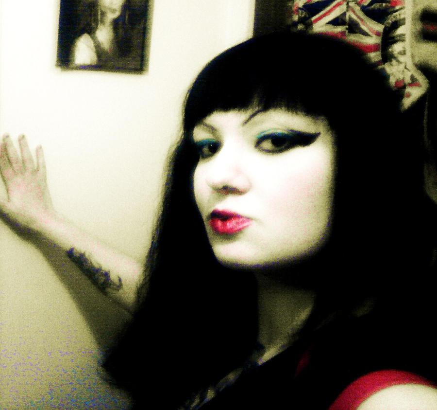 Me in 2012 lol by MissMisfit13