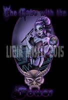 Sarah Jareth labyrinth pin up design by MissMisfit13