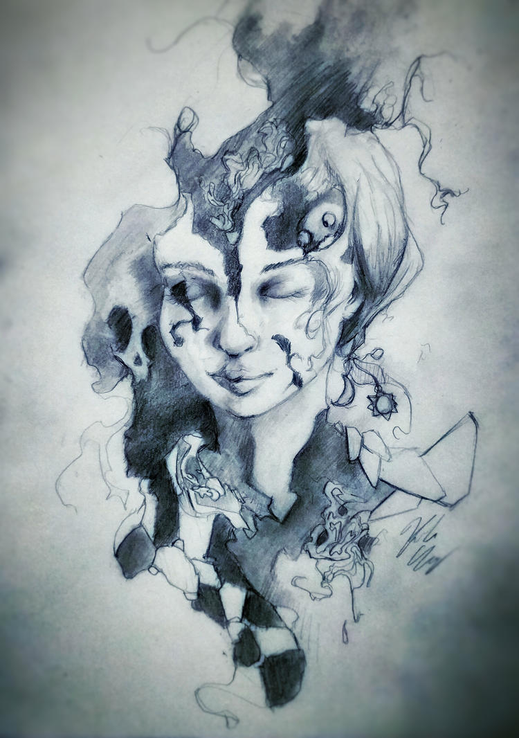Beyond the Veil by dusphite