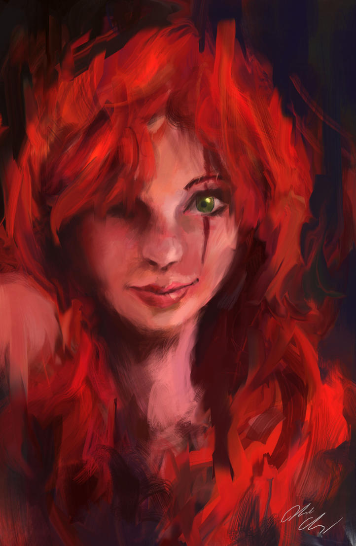 Katarina by dusphite