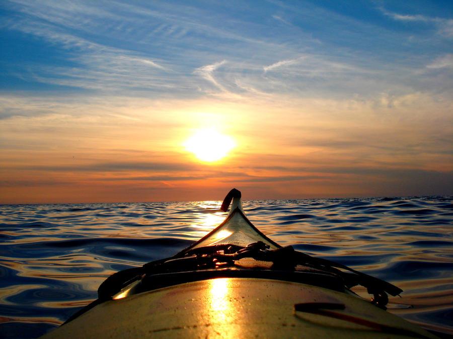 Sea Kayak II By Extasiafever
