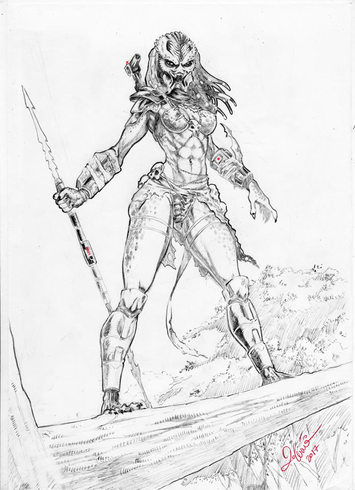 The predator by UZOMISTUDIO
