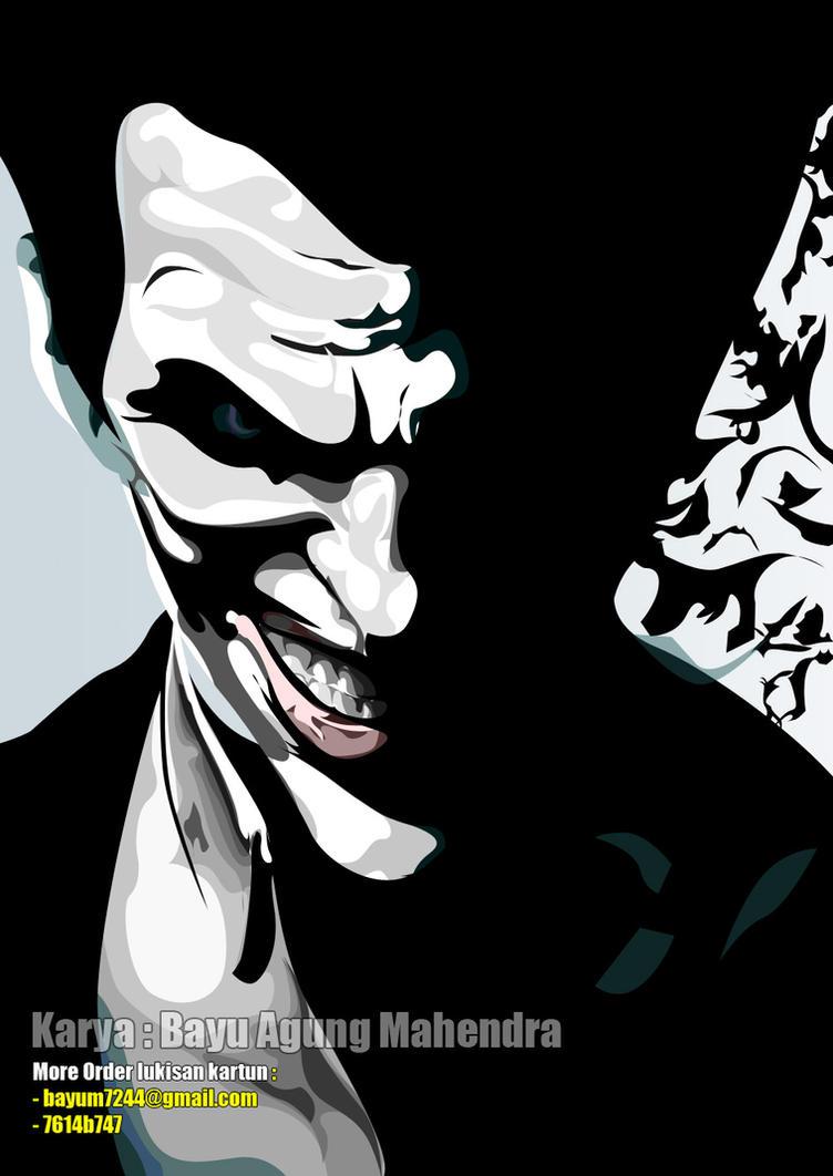 Gambar Joker Kartun Keren