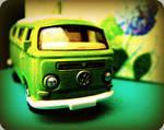 Playing Around- VW Toy
