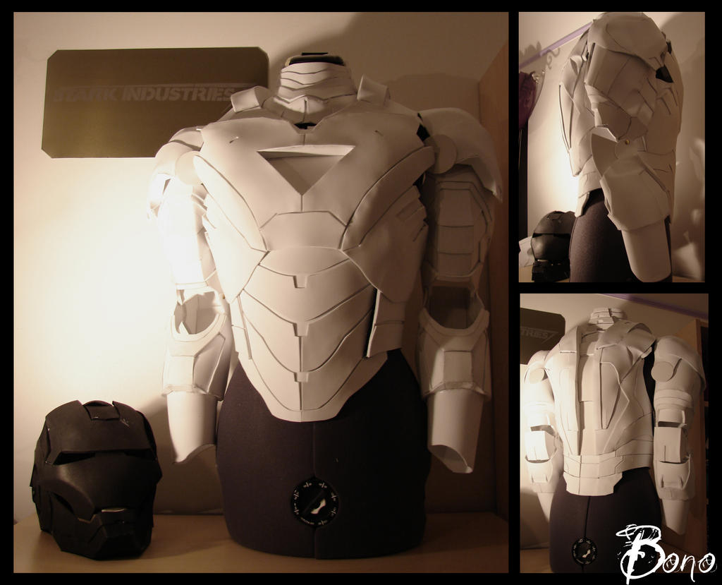 Iron Man Cosplay - 2 by caffeine-crusader