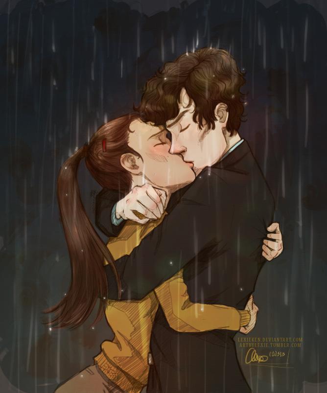 Sherlock x Molly - Falling by lexieken