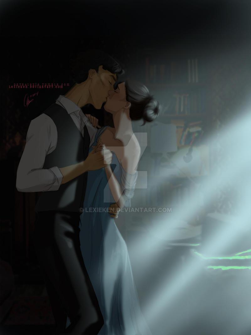 Sherlolly-Dancing In The Dark by lexieken