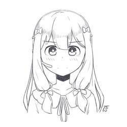 Sagiri Izumi (Eromanga-sensei) [Sketchh] by Tsuukasa