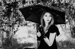 Rain in Black