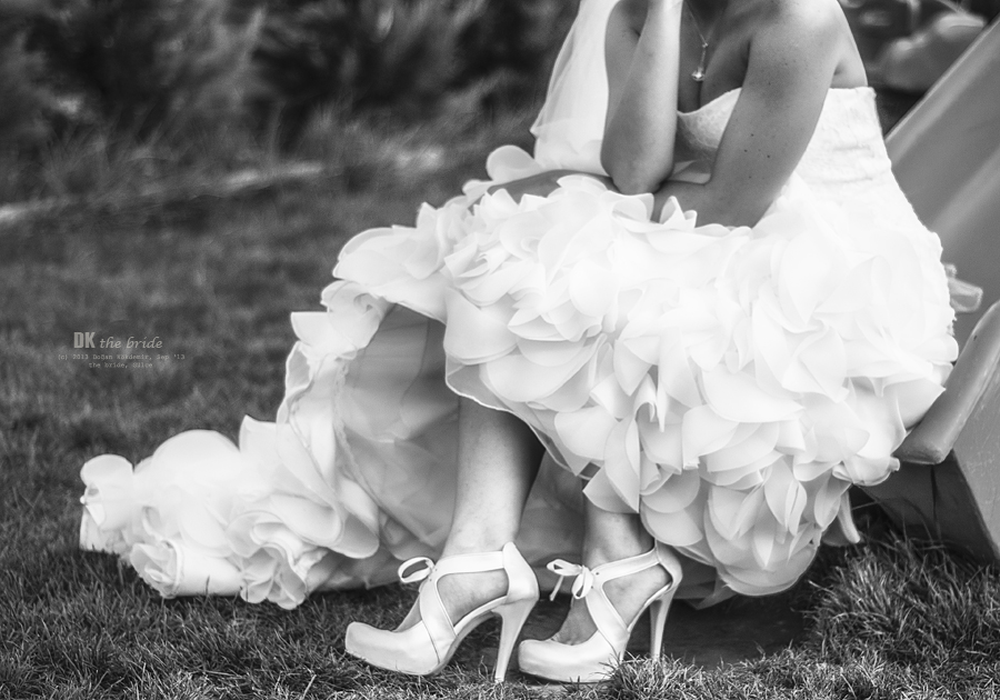 The Bride by dkokdemir
