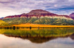Artists' Mountain by dkokdemir