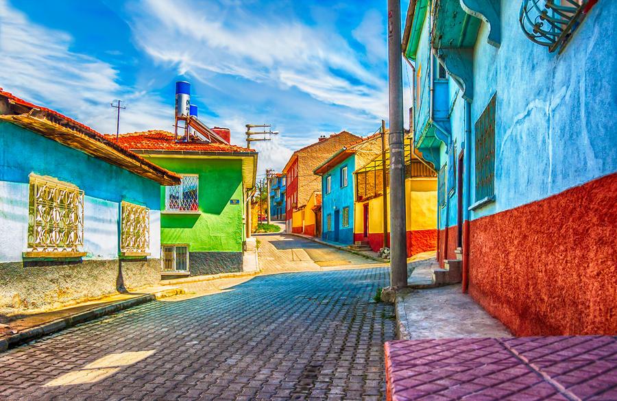 Sugar Town by dkokdemir